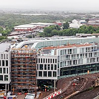 Number One Riverside Construction | 09 June 2012
