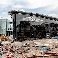 Rochdale Transport Interchange Construction | 08 August 2013