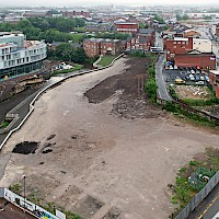 Rochdale Transport Interchange Construction | 09 June 2012