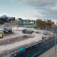 Rochdale 'Black Box' and Bus Station Demolition | 04 November 2014