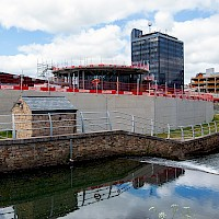 Rochdale Transport Interchange Construction | 02 June 2013